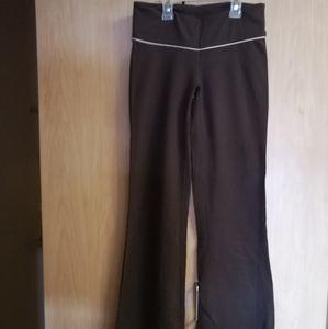 NWOT TNA Brown Yoga Pants